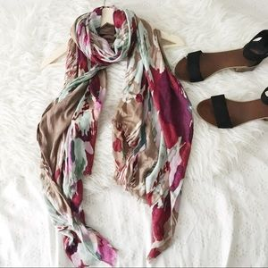 Accessories - Soft + Colorful Scarf
